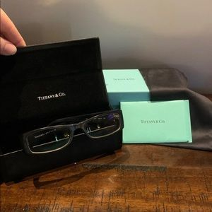 Tiffany & Co. prescription glasses